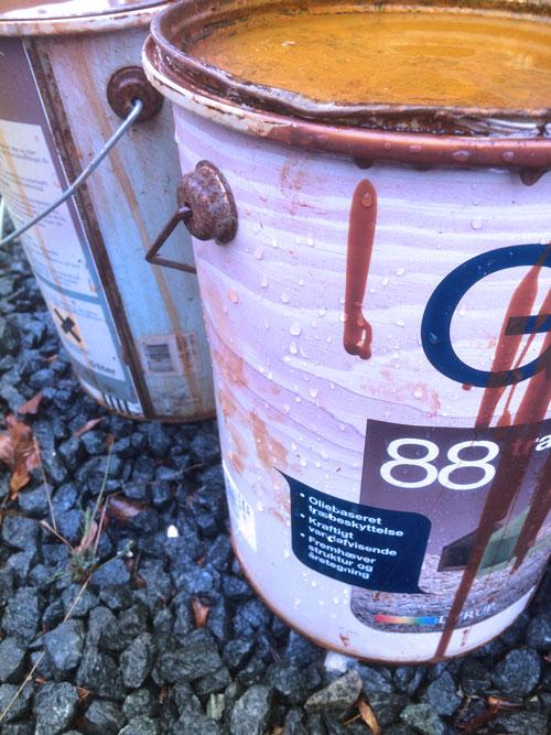 Med komposit hegn fra GH system er det slut med maling og olie arbejde af have hegn